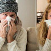 Schützen Sie sich vor Grippe