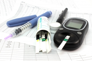 Diabetes, Blutzuckermessung