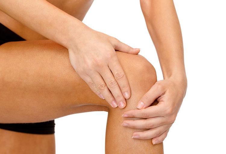 angewinkeltes Knie, Schmerzen, Kreuzbandriss