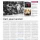 Artikel ueber Carsten Lueg in der Handballwoche