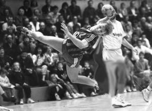 Orthopäde Carsten Lueg als Sportler beim OSC Dortmund