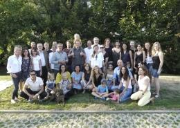 Praxiserweiterung Praevent Centrum Teamfoto
