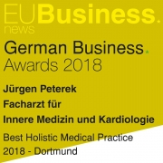 EU Business News Award Jürgen Peterek, Logo