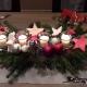Weihnachtsgesteck Prävent Centrum