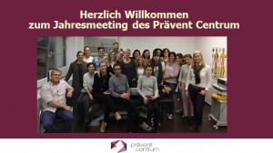 Jahresmeeting Prävent Centrum 2018