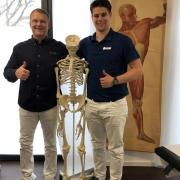Famulant im Praevent Centrum mit Orthopäde Carsten Lueg