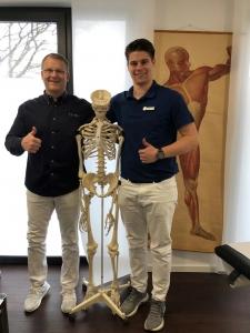 akademische Lehrpraxis Prävent Centrum: Famulant mit Orthopäde Carsten Lueg