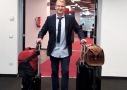 Carsten Lueg, Orthopäde im Prävent Centrum, Teamarzt DFB Frauen Fußball