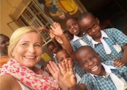 Verein AMAGARA, Hilfsprojekt Uganda, Violetta Muschinska Prävent Centrum