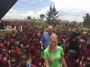 Verein AMAGARA, Hilfsprojekt Uganda, ehrenamtlich