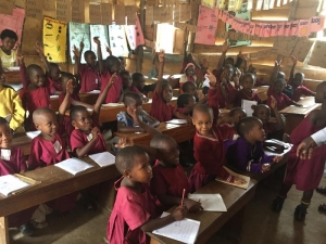 Verein AMAGARA, Schule in Uganda, Violetta Muschinska Praevent Centrum