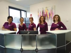Team, neue Mitarbeiter im Prävent Centrum