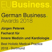 Logo German Business Awards 2018